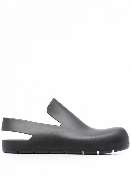 Bottega Veneta Puddle closed-toe sandals - Schwarz