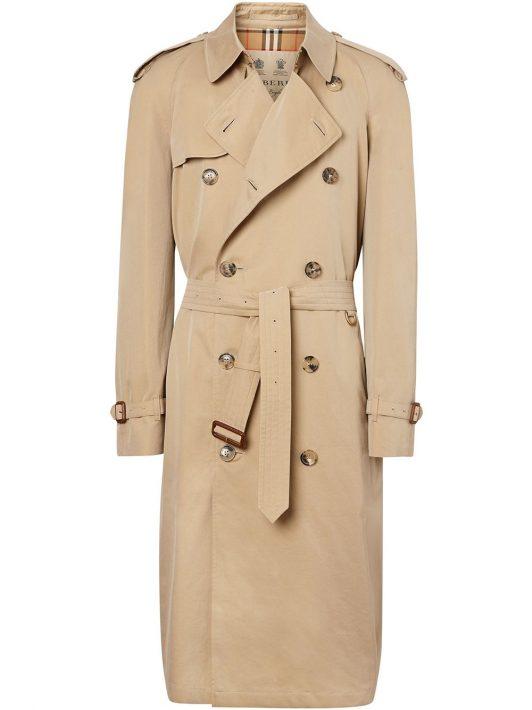Burberry Westminster Heritage Trenchcoat - Nude