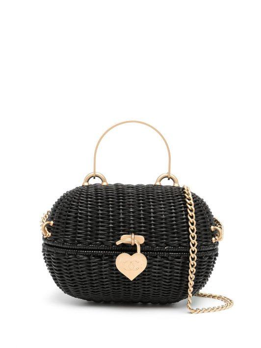 Chanel Pre-Owned 2004 Handtasche - Schwarz