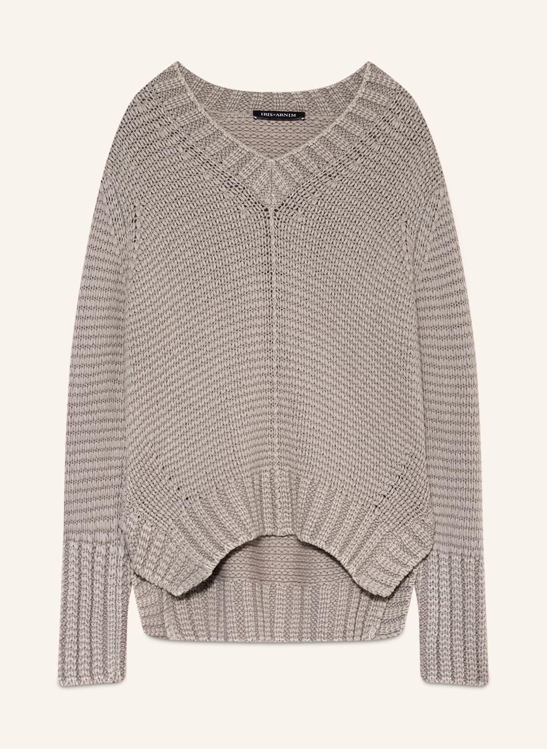 Iris Von Arnim Cashmere-Pullover Audrey beige