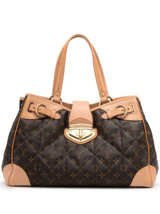 Louis Vuitton 2008 pre-owned Shopper - Braun
