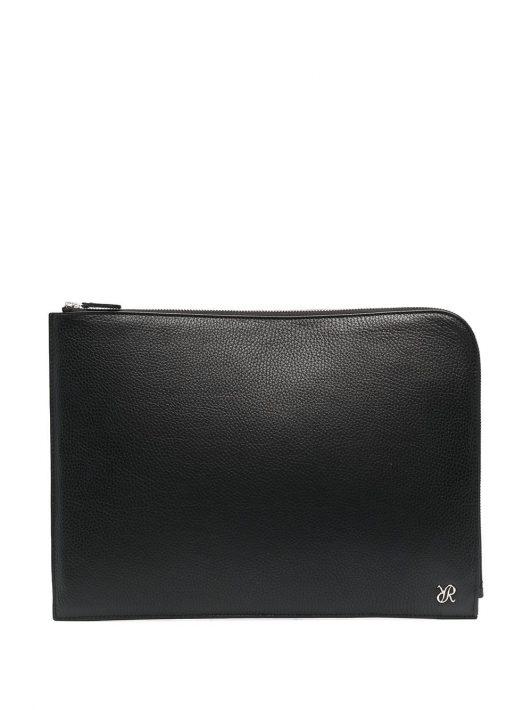 RAPPORT Laptophülle mit Reißverschluss - Schwarz