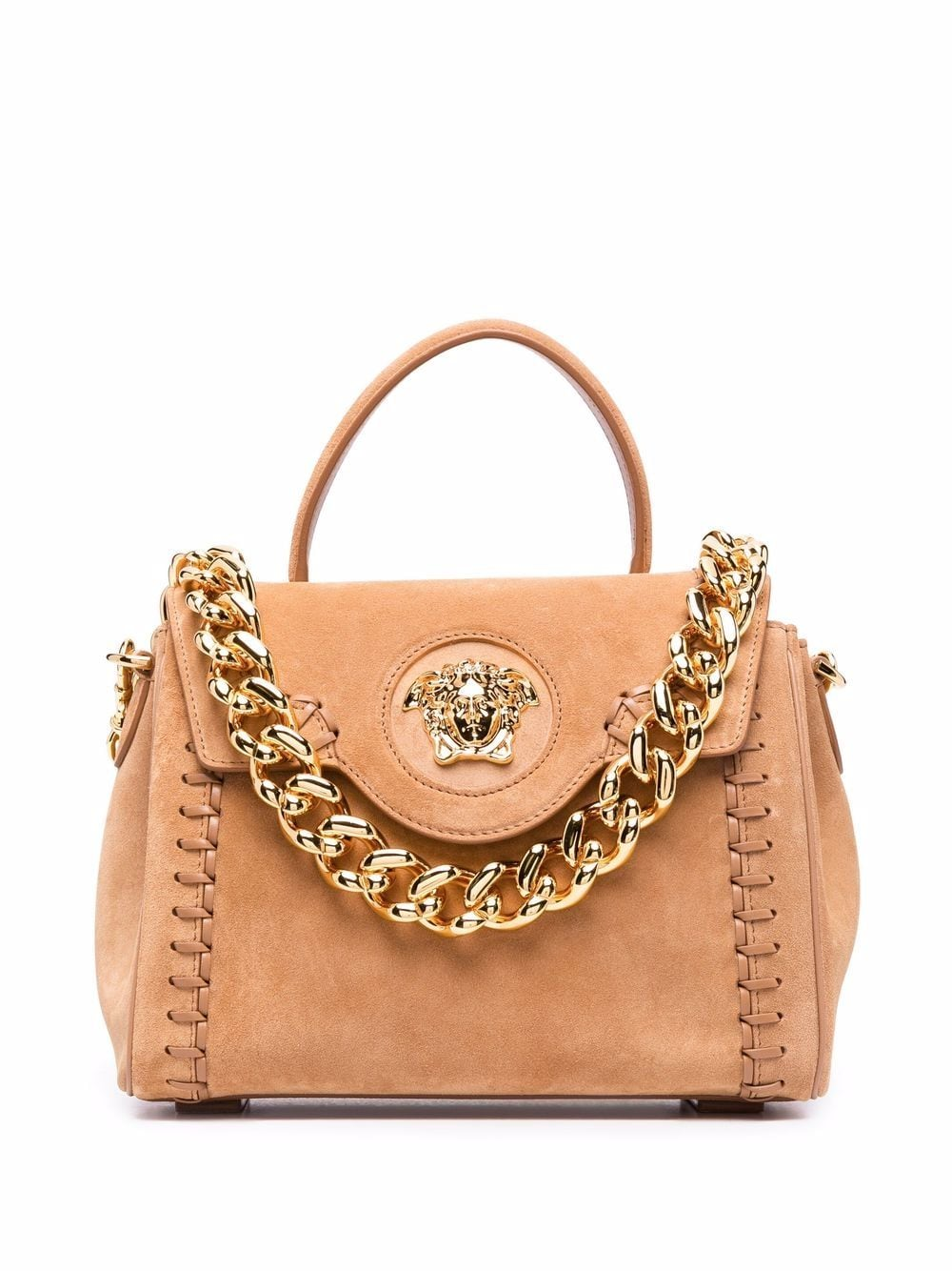 Versace Klassische Handtasche - Braun