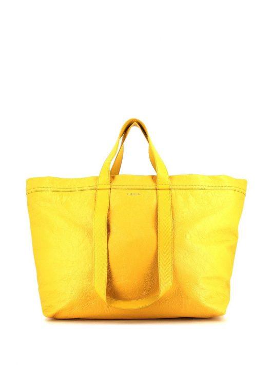 Balenciaga Pre-Owned Carry Shopper - Gelb