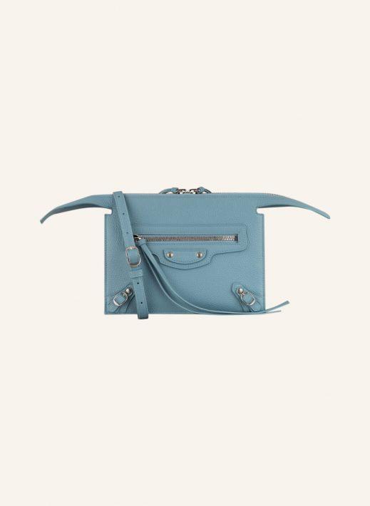 Balenciaga Umhängetasche Neo Classic blau