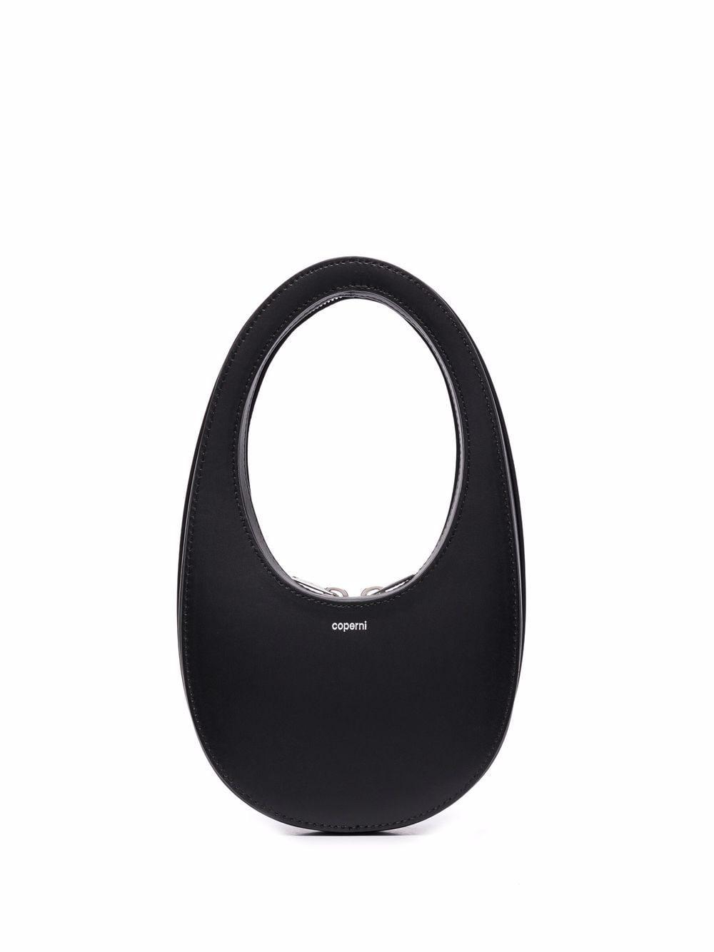 Coperni Handtasche aus Leder - Schwarz