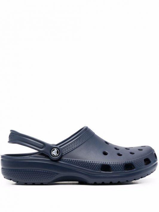 Crocs Klobige Sandalen - Blau