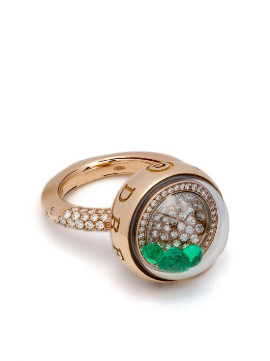 Dreamboule 18kt Rotgoldring