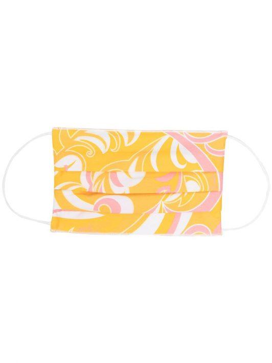 Emilio Pucci Albizia Baby Maske - Gelb