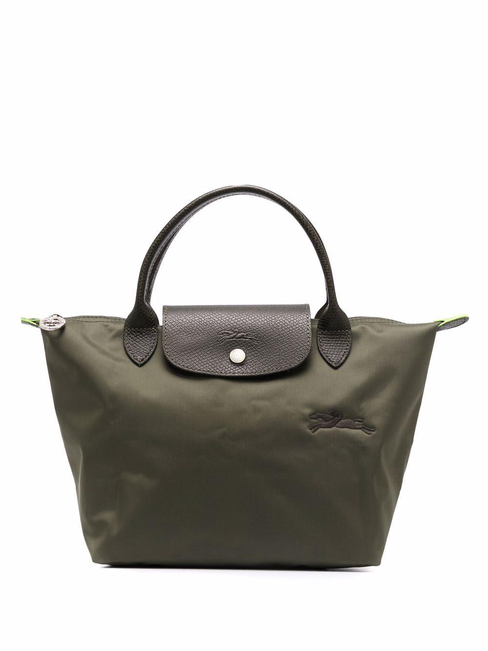 Longchamp Le Pliage Handtasche - Grün