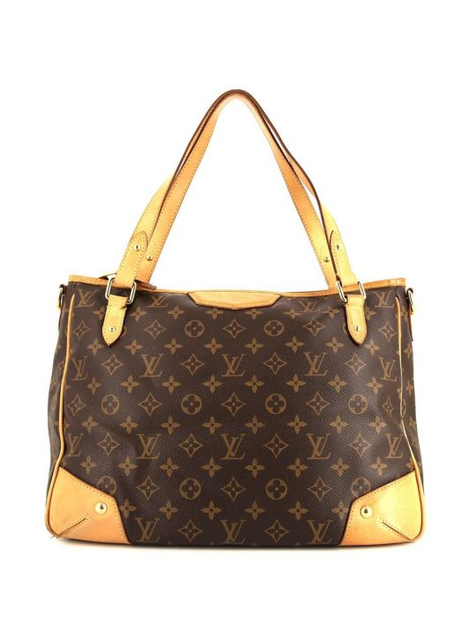 Louis Vuitton 2013 pre-owned MM Estrela Shopper - Braun