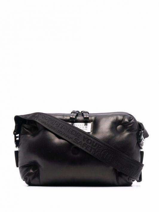 Maison Margiela Glam Slam crossbody bag - Schwarz