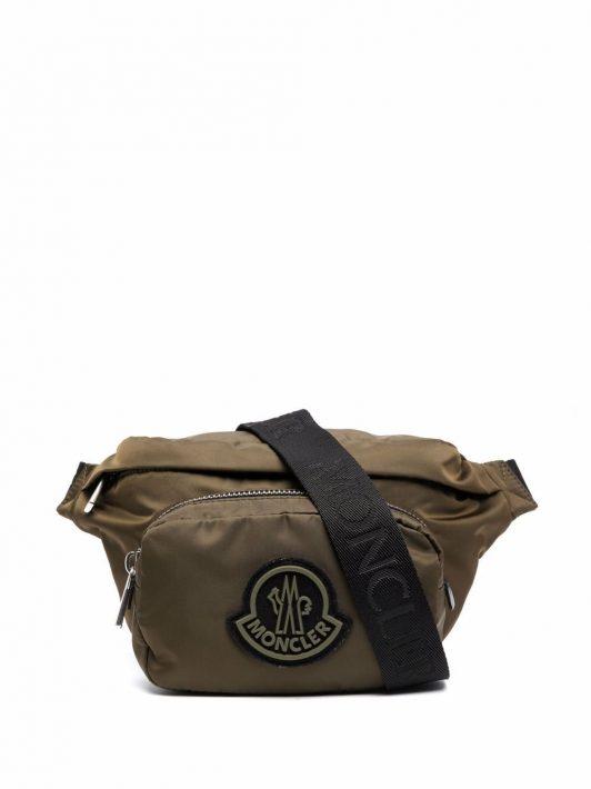 Moncler Durance belt bag - Grün