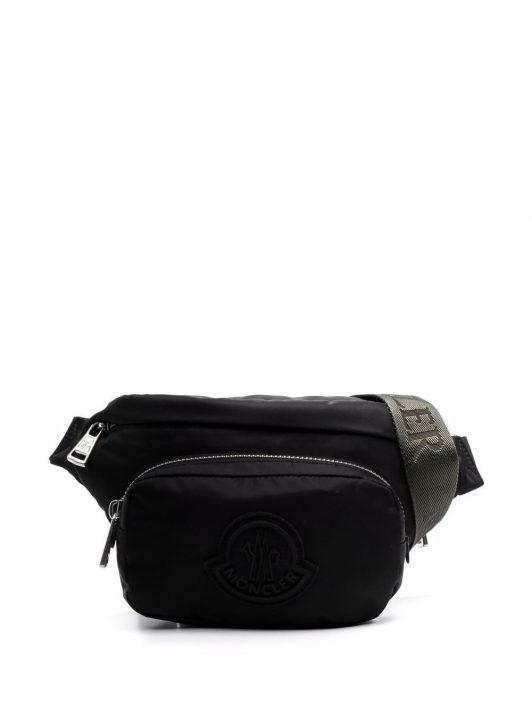 Moncler Durance belt bag - Schwarz