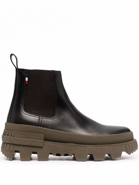 Moncler Lir ankle boots - Schwarz