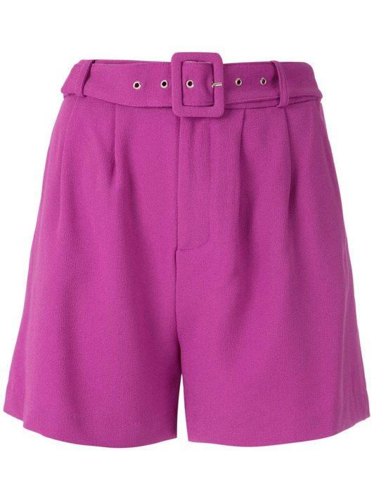Olympiah 'Manege' Shorts - Violett