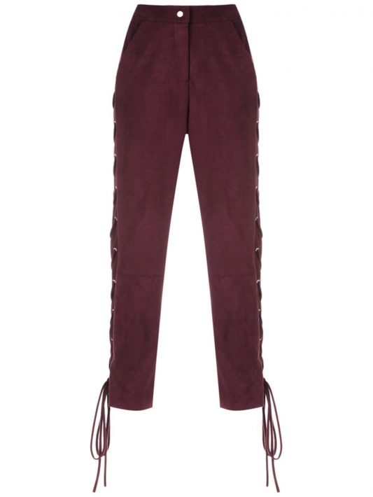 Olympiah 'Napoles' Cropped-Hose - Violett