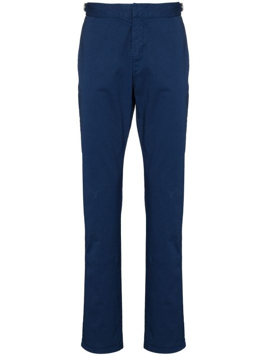 Orlebar Brown Campbell chino trousers - Blau