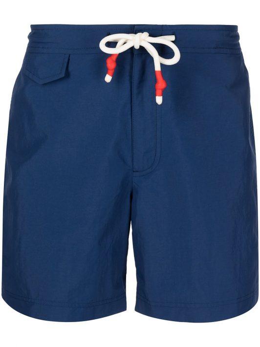 Orlebar Brown Standard Badeshorts - Blau