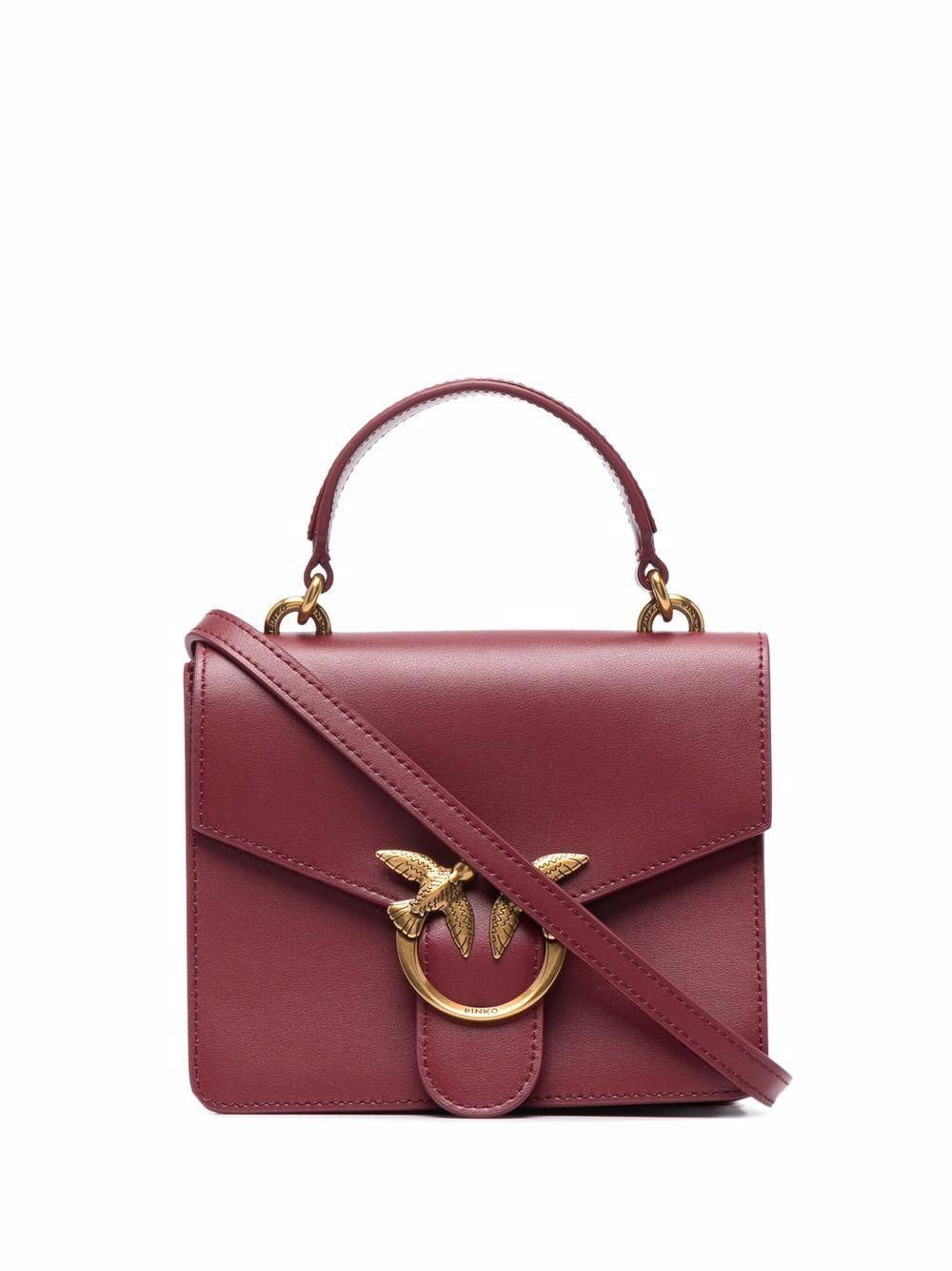 Pinko Love Mini-Tasche - Rot