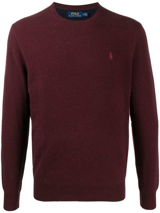 Polo Ralph Lauren Klassischer Pullover - Rot