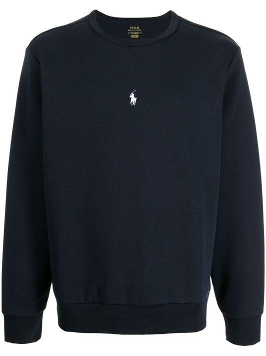 Polo Ralph Lauren pullover crewneck sweatshirt - Blau