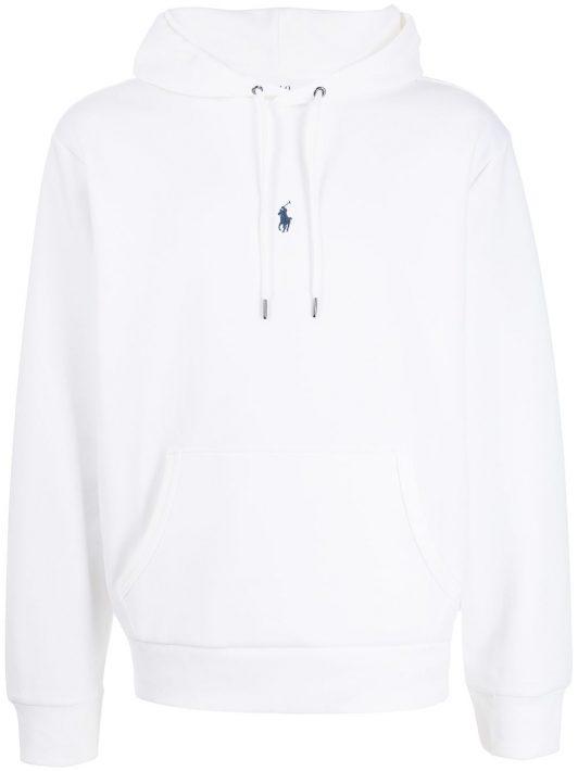 Polo Ralph Lauren pullover jersey hoodie - Weiß