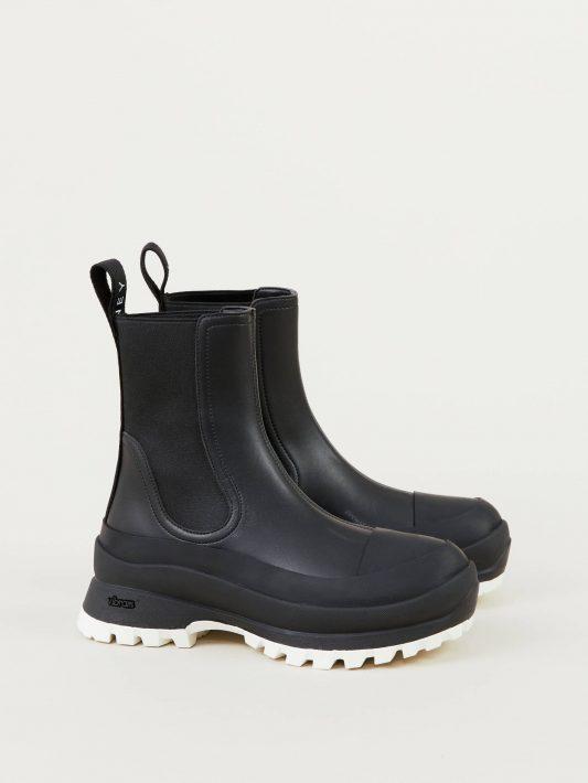 Stella McCartney - Boots 'Trace' Schwarz