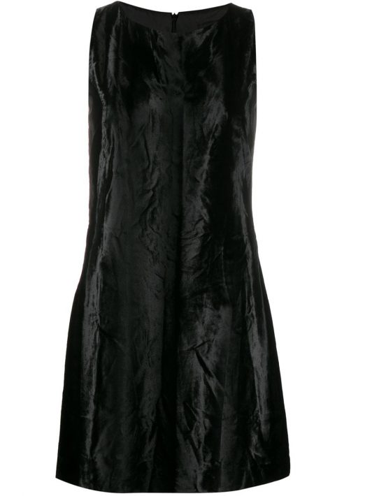 Versace Pre-Owned 1990er Kleid - Schwarz