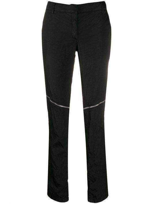 1017 ALYX 9SM Hose mit Reißverschluss - Schwarz