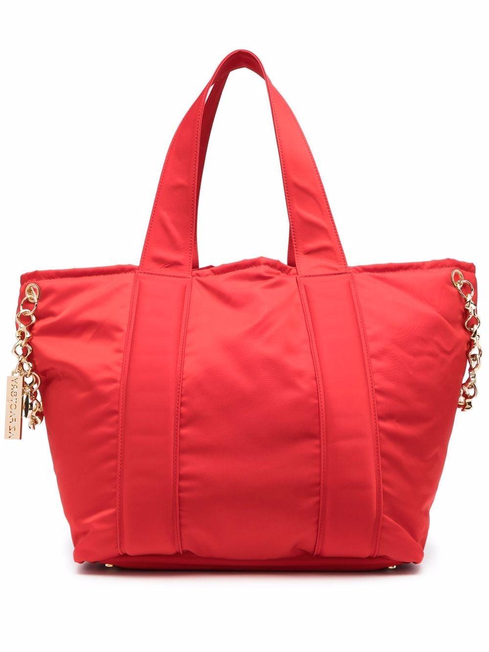 AZ FACTORY Hugging Handtasche - Rot