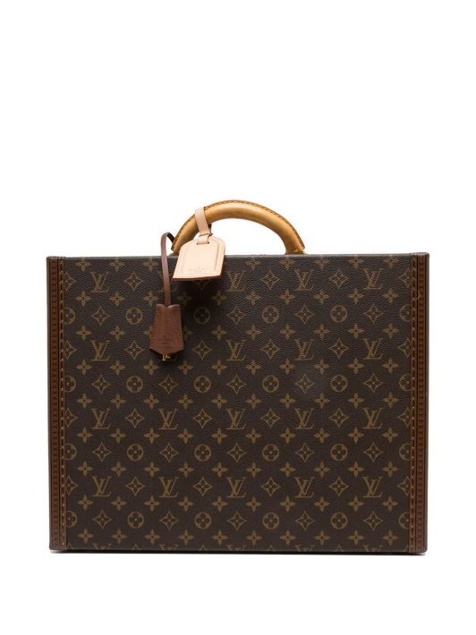 Louis Vuitton 2003 pre-owned Cotteville Koffer 45cm - Braun