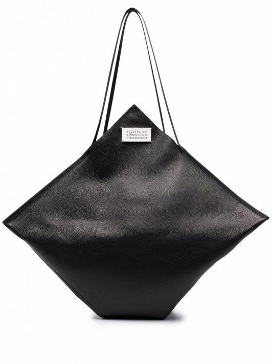 Maison Margiela Umbrella Handtasche - Schwarz
