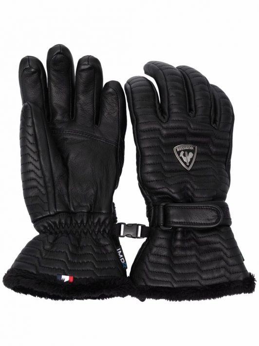 Rossignol Select IMPR textured gloves - Schwarz