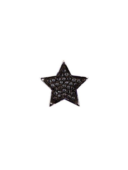 ALINKA 18kt 'Stasia' Weißgoldohrstecker mit Diamanten - Silber