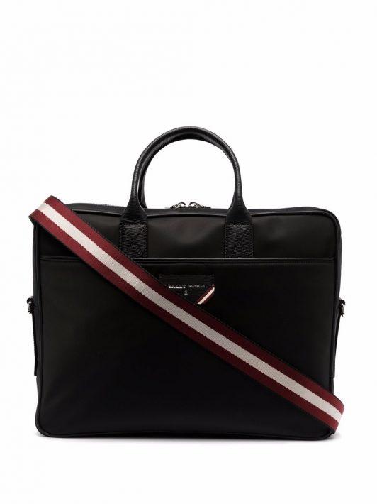 Bally Faldy briefcase bag - Schwarz