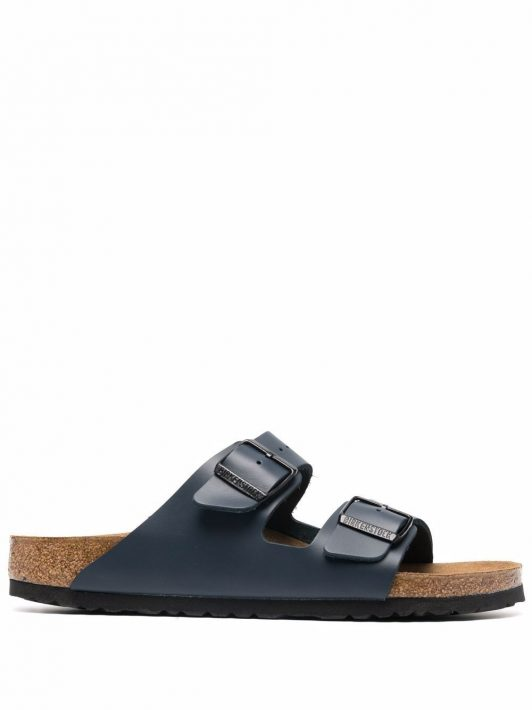 Birkenstock double-strap sandals - Blau