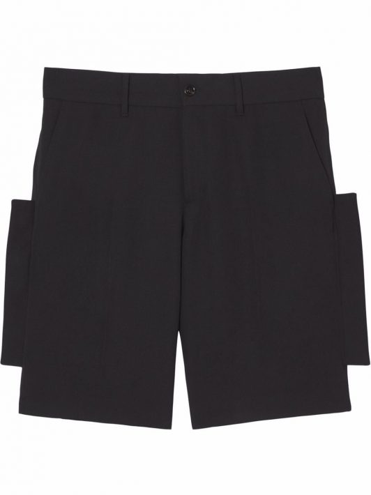 Burberry Klassische Shorts - Schwarz