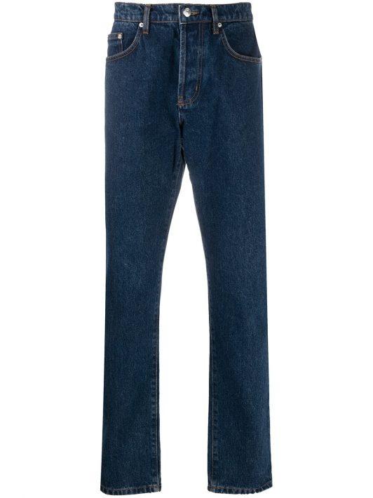 Kenzo Skinny-Jeans mit geradem Schnitt - Blau