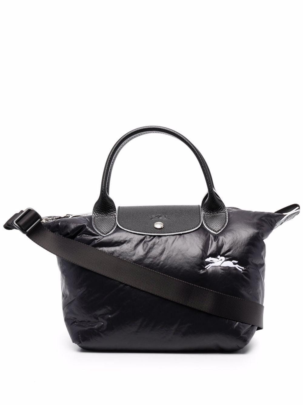 Longchamp Le Pliage Alpin Handtasche - Schwarz