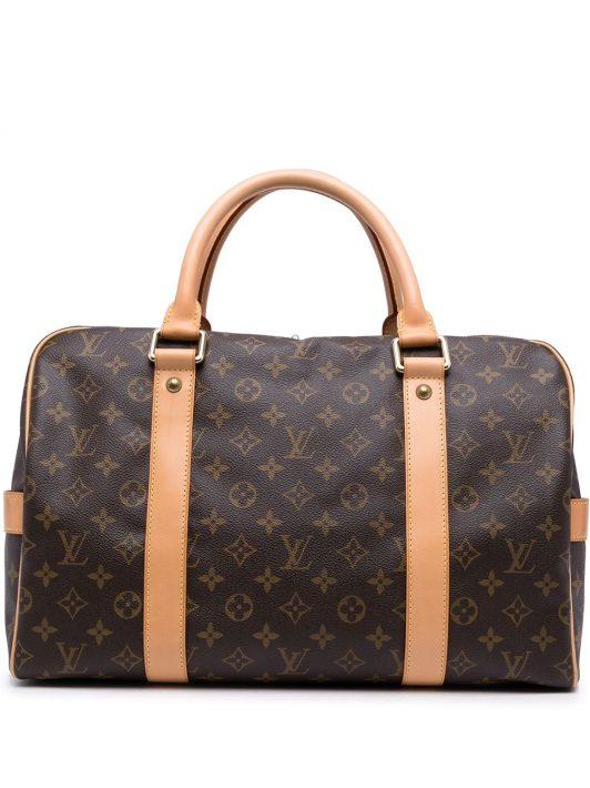 Louis Vuitton 2007 pre-owned Carryall Reisetasche - Braun