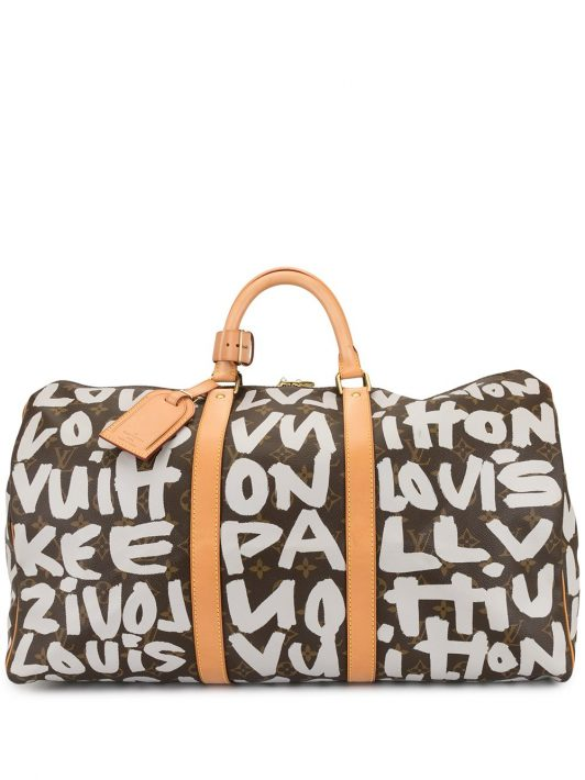 Louis Vuitton Pre-owned Keepall 50 Reisetasche - Braun