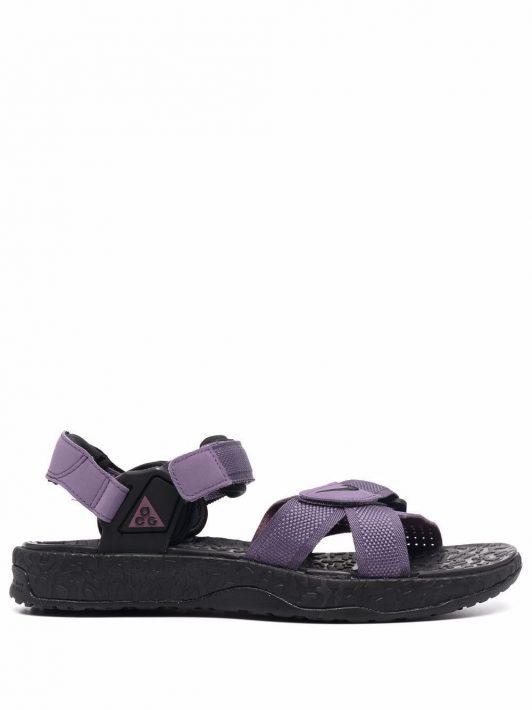 Nike Air Deschutz+ sandals - Violett