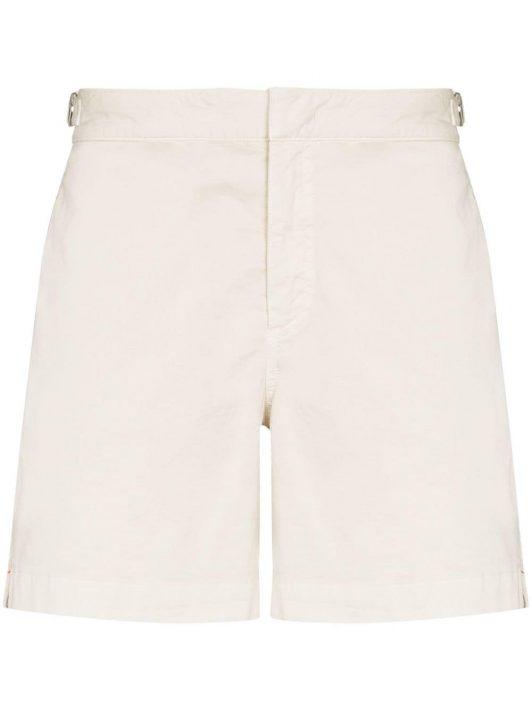 Orlebar Brown Bulldog cotton chino shorts - Nude