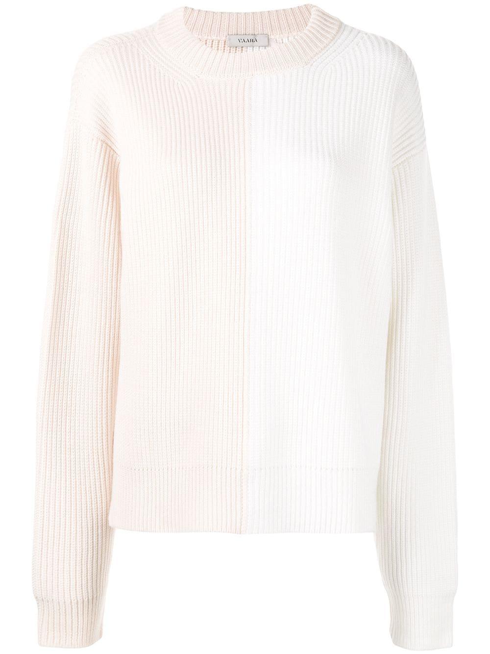 Vaara 'Eliza' Pullover - Weiß