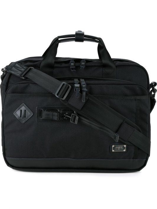 As2ov Reißverschlusstasche mit Reißverschluss - Schwarz