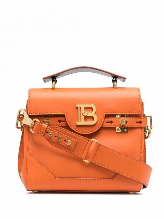 Balmain B-Buzz 23 Handtasche - Orange