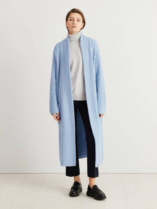 Brunello Cucinelli - Cashmere-Pullover mit Rollkragen Grau