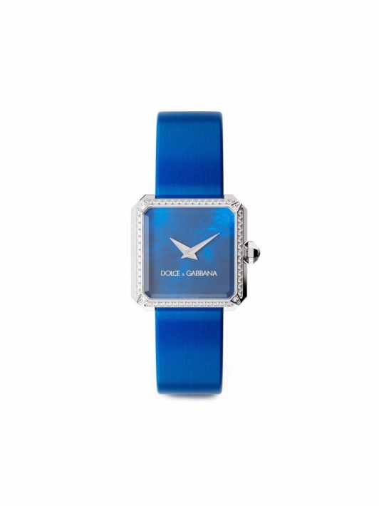 Dolce & Gabbana Sofia Armbanduhr 24mm - Blau