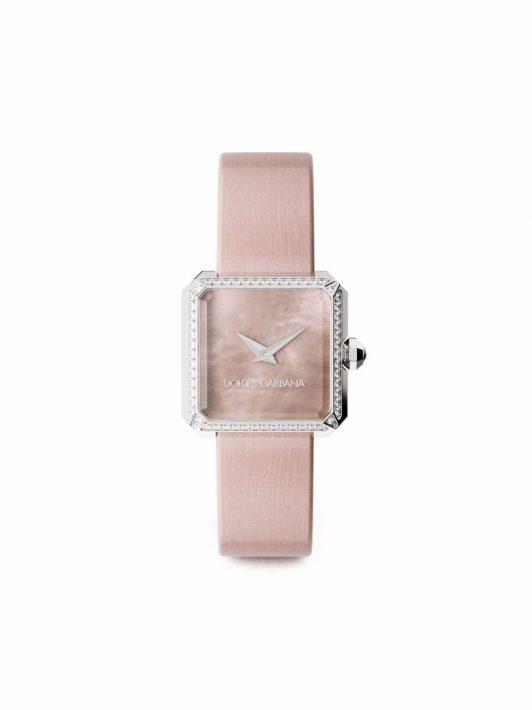 Dolce & Gabbana Sofia Armbanduhr 24mm - Rosa